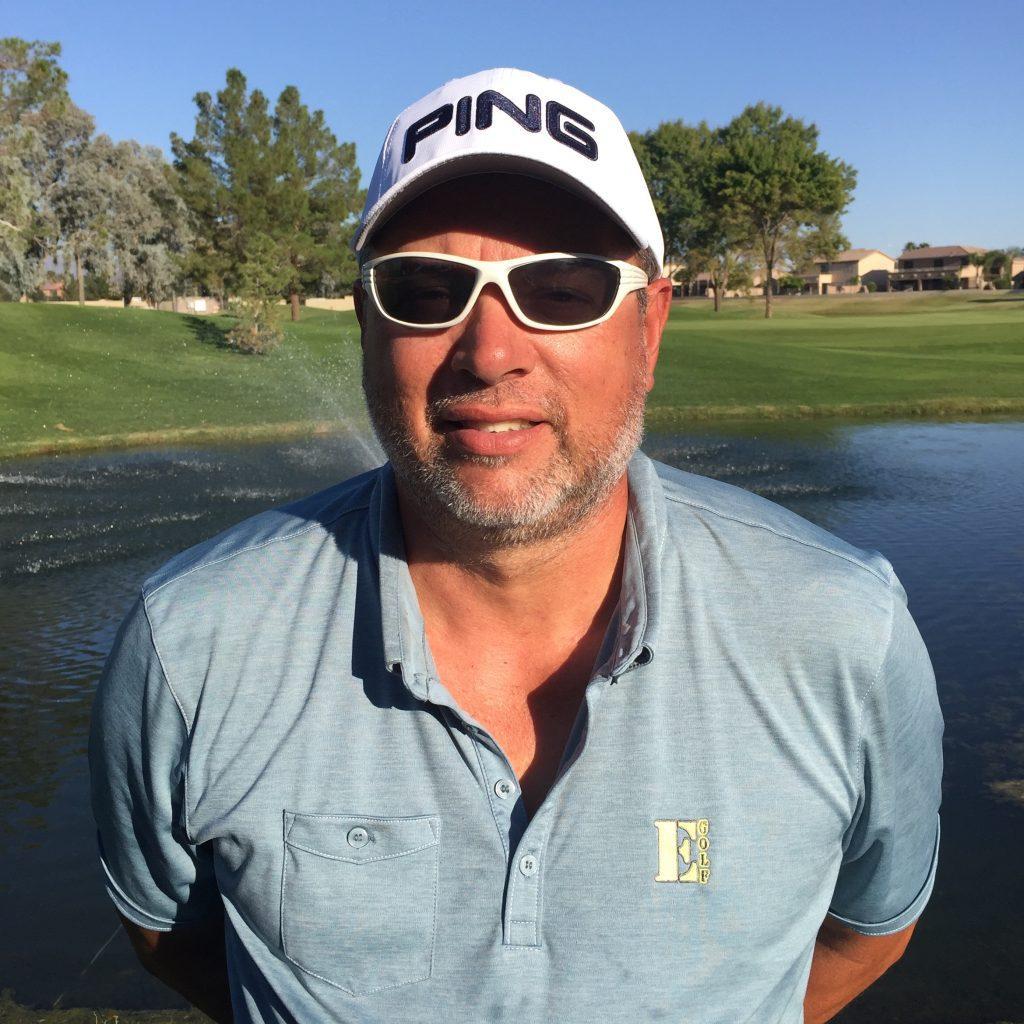 Rolland Hernandez, Gilbert AZ Golf Coach
