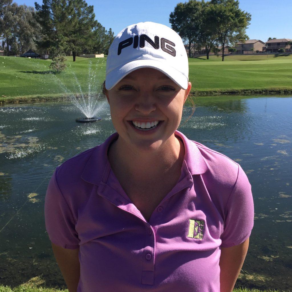 Shelby Phillips Women's Golf Coach in Phoenix, Arizona