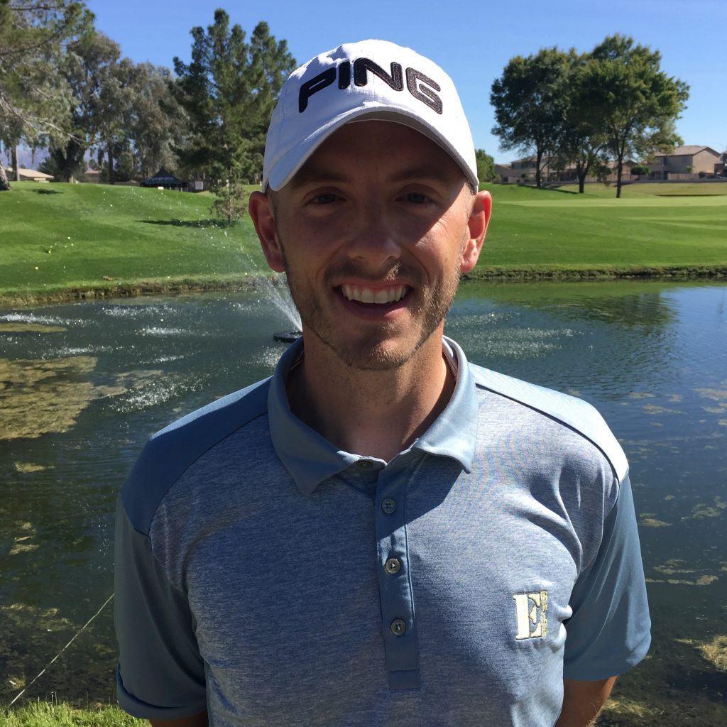 Tyler Bishop Golf Coach in Mesa, Arizona